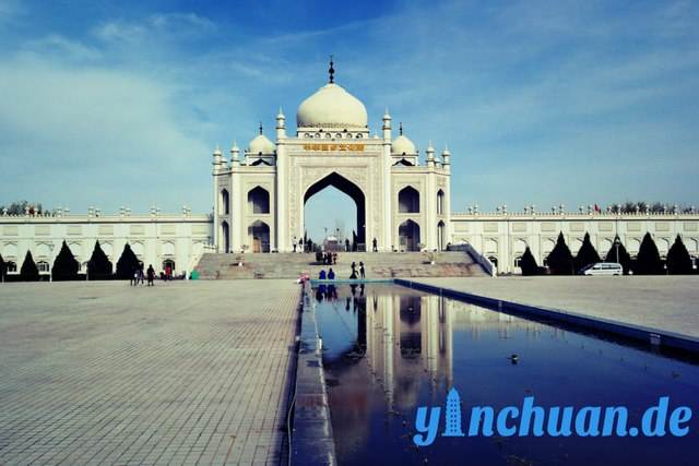 """Trung Quốc đổ tiền tỉ xây công viên Hồi giáo """"nhái"""" - 2"""