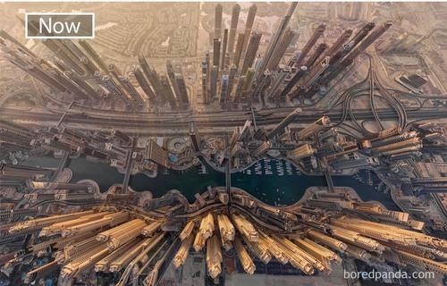 Ảnh: Thay đổi kinh ngạc của 10 thành phố trên thế giới - 2
