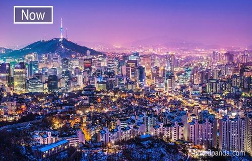 Ảnh: Thay đổi kinh ngạc của 10 thành phố trên thế giới - 4