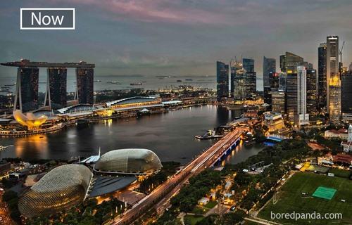 Ảnh: Thay đổi kinh ngạc của 10 thành phố trên thế giới - 10
