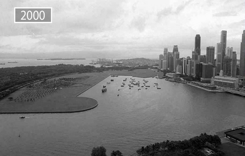Ảnh: Thay đổi kinh ngạc của 10 thành phố trên thế giới - 9