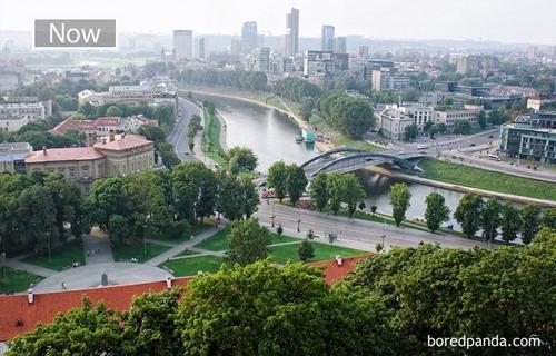 Ảnh: Thay đổi kinh ngạc của 10 thành phố trên thế giới - 6
