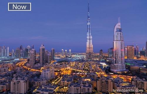 Ảnh: Thay đổi kinh ngạc của 10 thành phố trên thế giới - 14