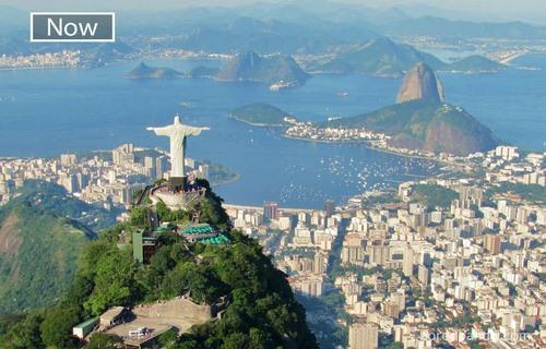 Ảnh: Thay đổi kinh ngạc của 10 thành phố trên thế giới - 16