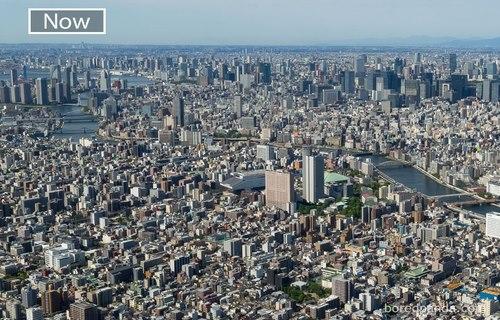 Ảnh: Thay đổi kinh ngạc của 10 thành phố trên thế giới - 12