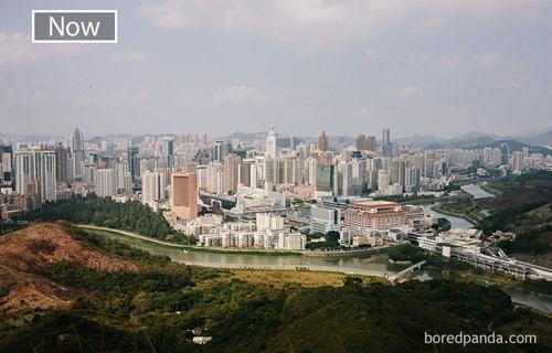 Ảnh: Thay đổi kinh ngạc của 10 thành phố trên thế giới - 18