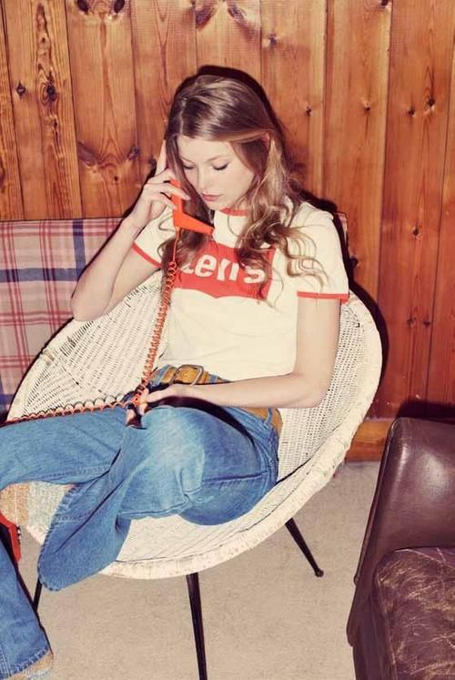 Áo phông thập niên 70 đang quay trở lại - 1