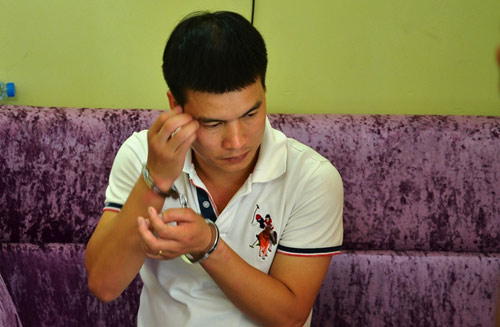 Bắt giữ trùm cá độ ở Sài Gòn sau trận chung kết Euro - 1