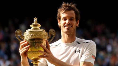 BXH tennis 11/7: Murray vững số 2, mơ số 1 tương lai - 1