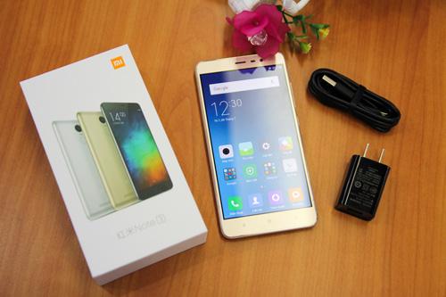 Trên tay điện thoại Xiaomi Redmi Note 3 Pro do FPT Trading phân phối - 10