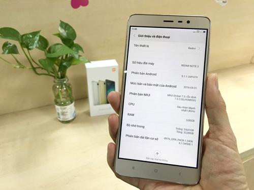 Trên tay điện thoại Xiaomi Redmi Note 3 Pro do FPT Trading phân phối - 11