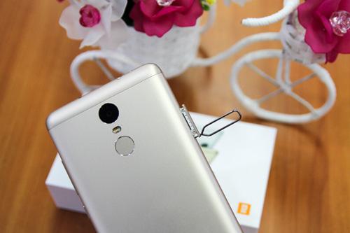 Trên tay điện thoại Xiaomi Redmi Note 3 Pro do FPT Trading phân phối - 6