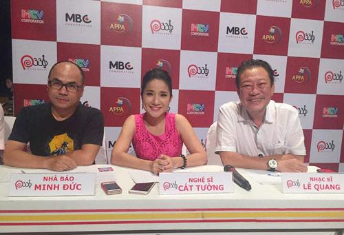 Nhạc sĩ Lê Quang tiết lộ bí quyết tham gia casting ca sĩ - 2