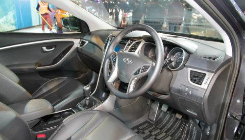 Hyundai i30 2017 lộ diện, nhiều cấu hình - 3