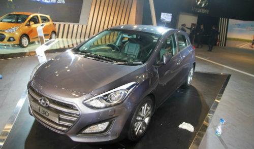 Hyundai i30 2017 lộ diện, nhiều cấu hình - 1