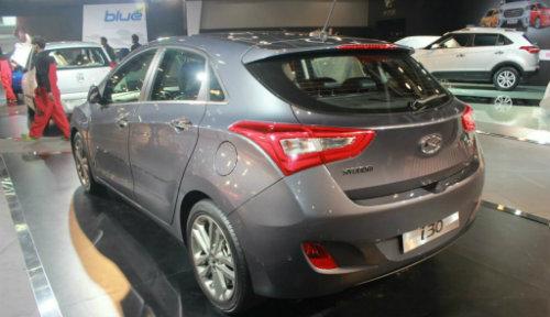 Hyundai i30 2017 lộ diện, nhiều cấu hình - 2