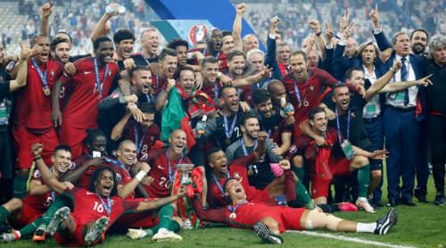 Vô địch EURO 2016, Bồ Đào Nha nhận bao nhiêu tiền thưởng? - 1