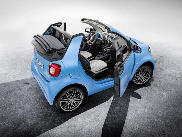 Công bố giá xe nhỏ Smart Brabus - 1