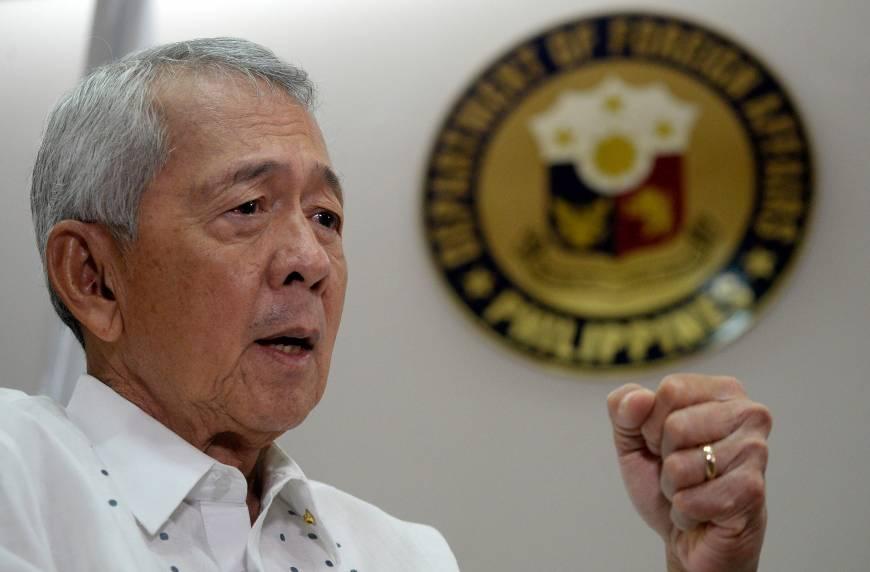"""Philippines rút lời """"chia sẻ tài nguyên"""" Biển Đông với TQ - 1"""
