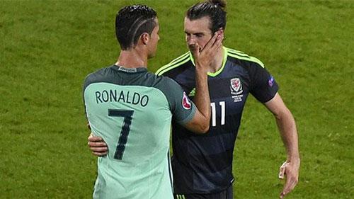 Tin HOT tối 11/7: Bale chúc Ronaldo sớm khỏe - 1