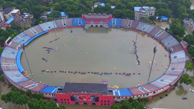 """Vì sao nhiều hồ nước ở Trung Quốc """"mất tích""""? - 1"""