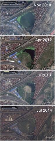 """Vì sao nhiều hồ nước ở Trung Quốc """"mất tích""""? - 4"""