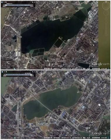 """Vì sao nhiều hồ nước ở Trung Quốc """"mất tích""""? - 2"""