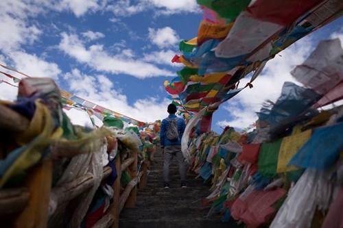 Tây Tạng đẹp mê hồn qua bộ ảnh của nhiếp ảnh gia Việt - 11