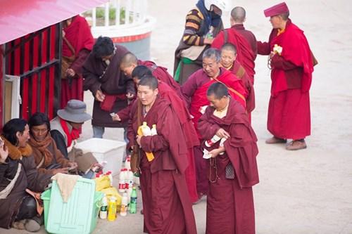 Tây Tạng đẹp mê hồn qua bộ ảnh của nhiếp ảnh gia Việt - 12