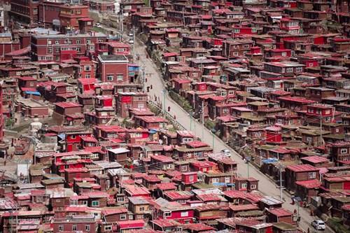 Tây Tạng đẹp mê hồn qua bộ ảnh của nhiếp ảnh gia Việt - 1