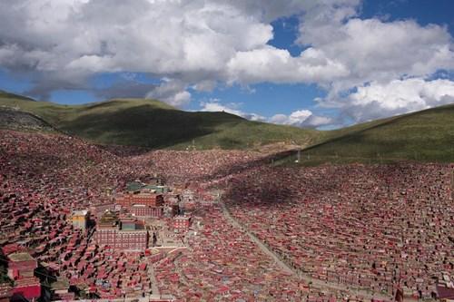 Tây Tạng đẹp mê hồn qua bộ ảnh của nhiếp ảnh gia Việt - 3