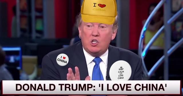 Tình yêu kì lạ của người TQ dành cho tỉ phú Trump - 2