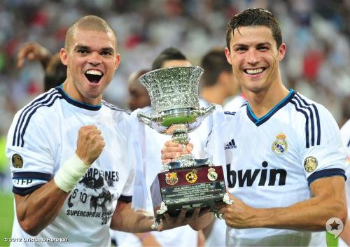 """""""Vua chung kết"""" Ronaldo & 13 khoảnh khắc đỉnh cao - 7"""