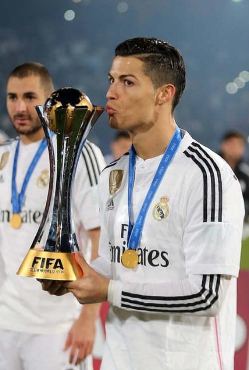 """""""Vua chung kết"""" Ronaldo & 13 khoảnh khắc đỉnh cao - 11"""