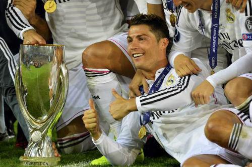 """""""Vua chung kết"""" Ronaldo & 13 khoảnh khắc đỉnh cao - 10"""