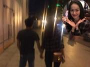 Sao ngoại-sao nội - Cường Đôla nắm tay bạn gái, Hà Hồ đi ăn cùng đại gia