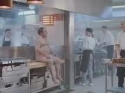 Clip hài: Khi thanh niên đi tắm xông hơi