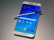 Galaxy Note 5 là smartphone phổ biến nhất thế giới