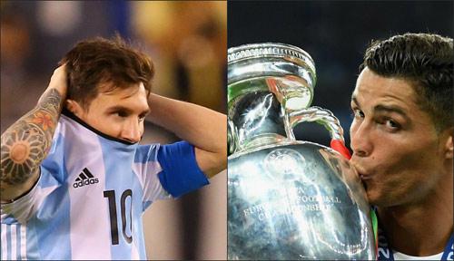 Vô địch EURO 2016, Ronaldo đã vĩ đại hơn Messi? - 2