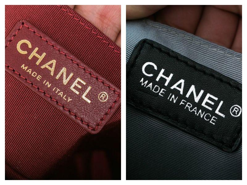 """Phân biệt túi hàng hiệu và hàng """"fake"""" qua những đặc điểm này - 1"""