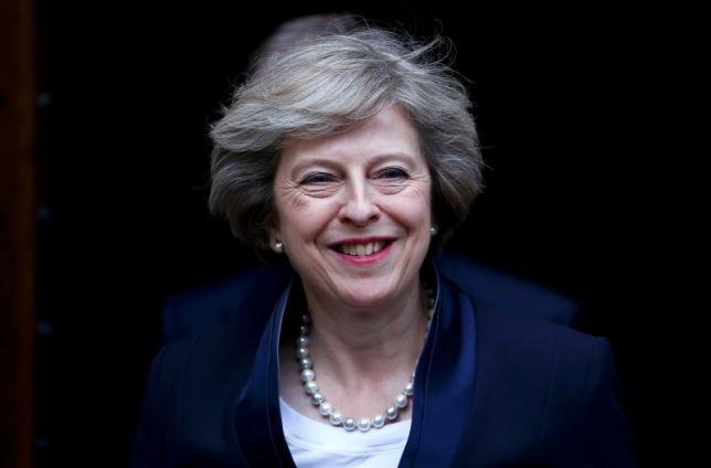 Nước Anh có nữ thủ tướng thứ 2 - 1