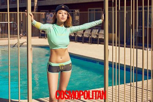 Học 4 mỹ nữ Hàn cách tập luyện để mặc bikini cực đẹp - 11