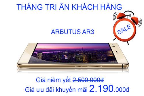 """""""24 giờ cuối"""" để mua Arbutus AR3 giảm giá - 1"""