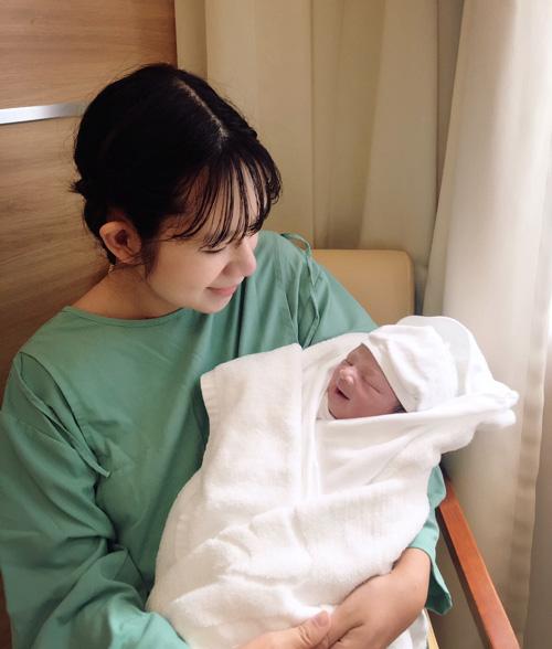 Vợ Lý Hải vừa sinh con thứ 4 là bé trai - 3