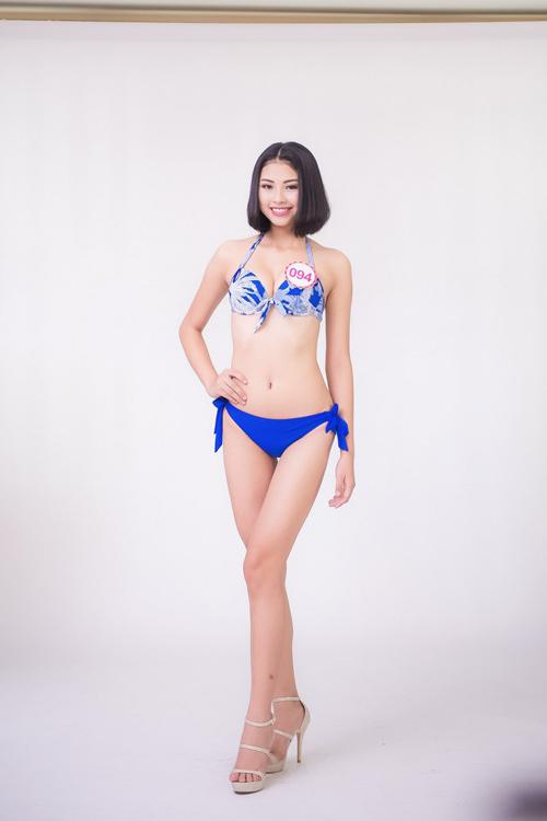 """Hậu trường chụp bikini """"nóng"""" của Hoa hậu VN phía Bắc - 5"""