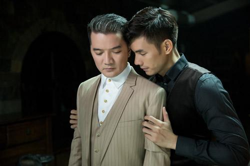 Đàm Vĩnh Hưng tái hiện cảnh đồng tính với Nhan Phúc Vinh - 2