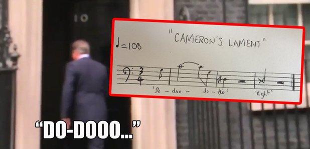 Thủ tướng Anh ngân nga hát sau khi công bố ngày từ chức - 2