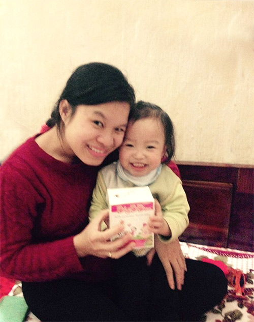 Học mẹ Hà Nội bí quyết chặn đứng ho, sổ mũi cho con - 3