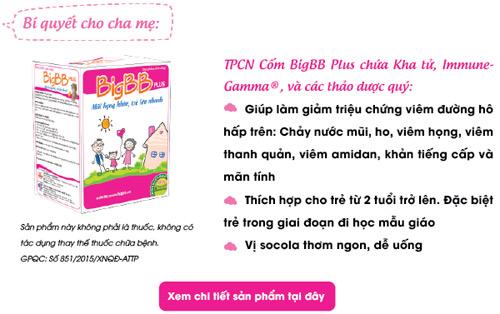 Học mẹ Hà Nội bí quyết chặn đứng ho, sổ mũi cho con - 4