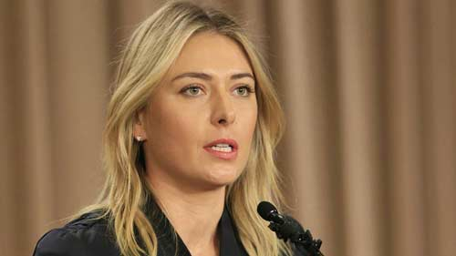Sharapova bị cấm cửa dự Olympic, ĐT Nga khốn đốn - 1